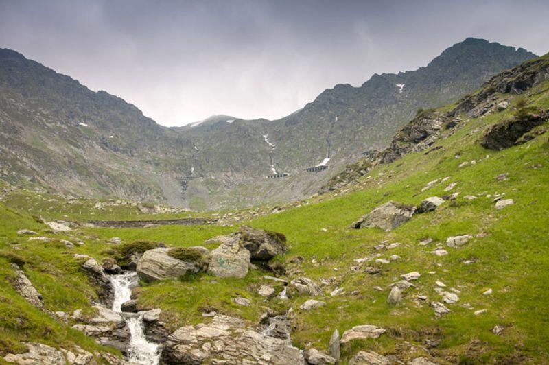 Road trip in Europa: Romania
