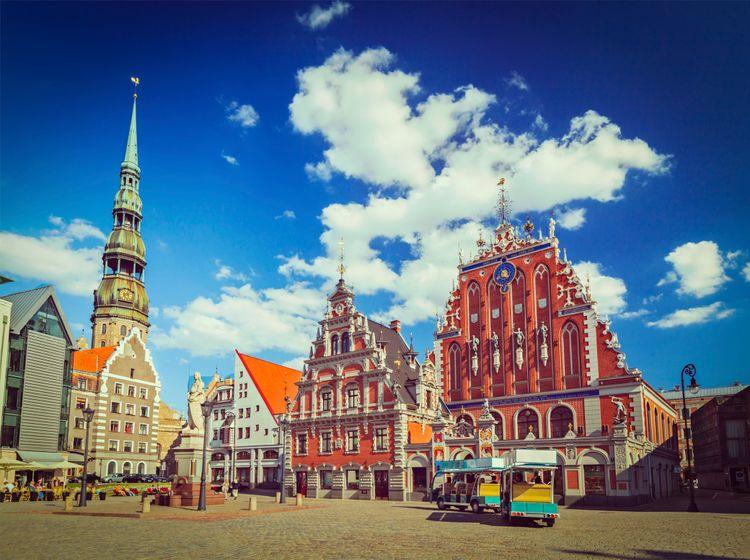 Baltık Ülkeleri Gezilecek Yerler