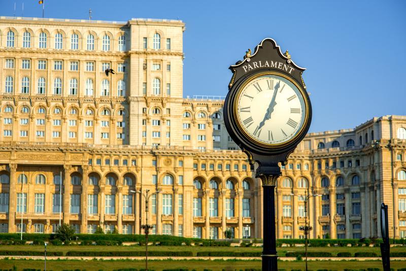 Bucarest cosa vedere: Bucarest Palazzo del Parlamento