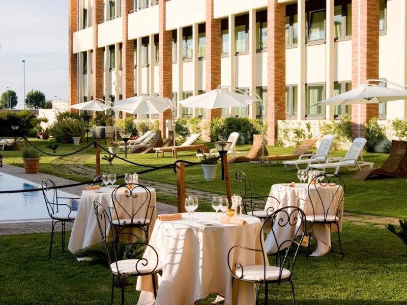 Hoteles Cerca Del Aeropuerto Fiumicino En Roma