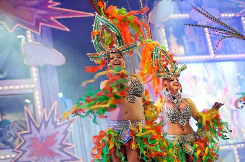 Carnaval de Las palmas de gran canària © descriuen / Shutterstock.com