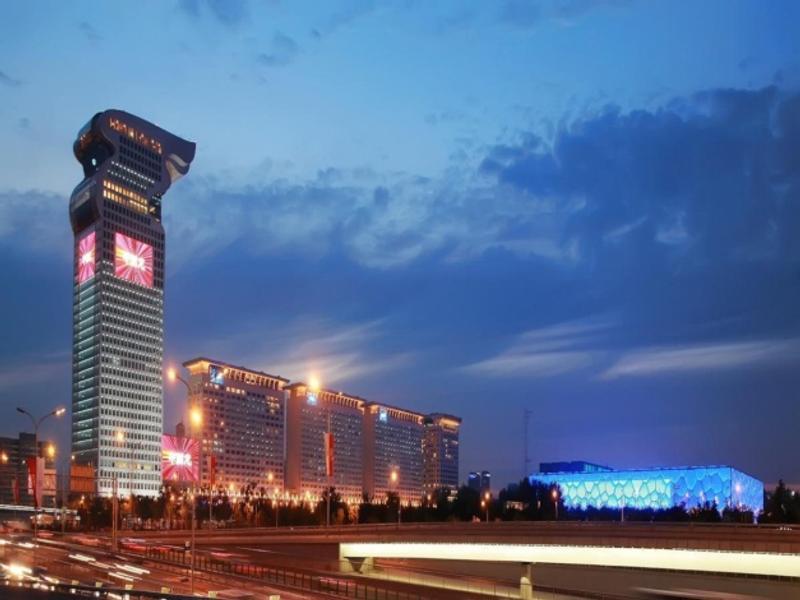 Pangu 7 Star Hotel China