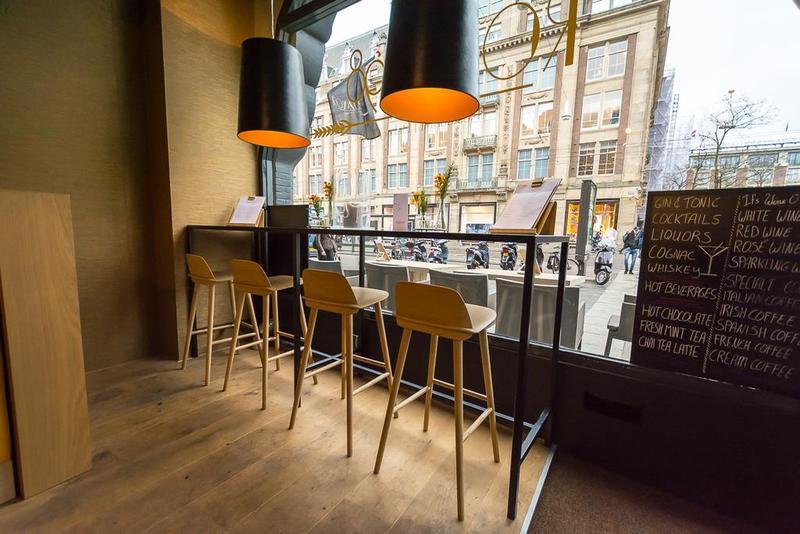 10 hoteles en el centro de msterdam incre bles for Amsterdam hotel centro