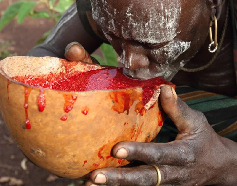 Кровь с молоком, Эфиопия