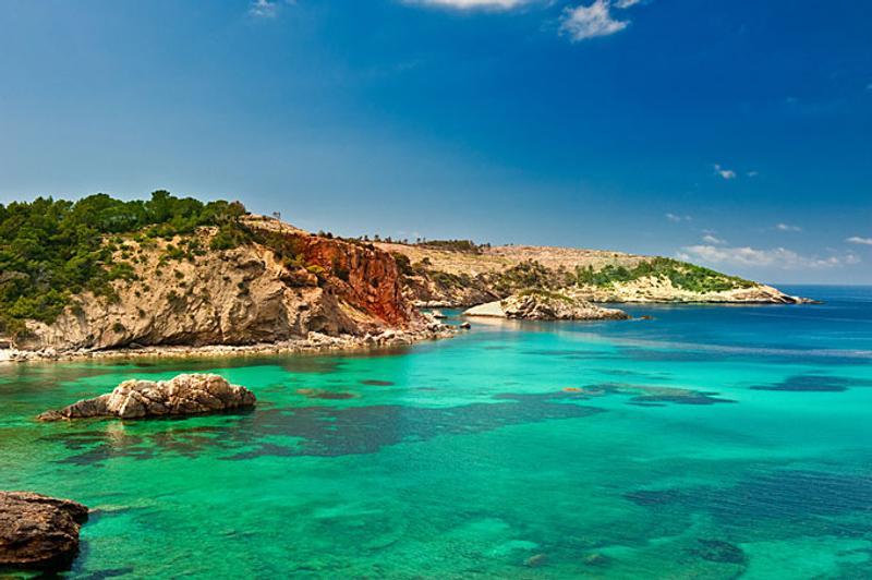 Cala Xarraca, Ibiza