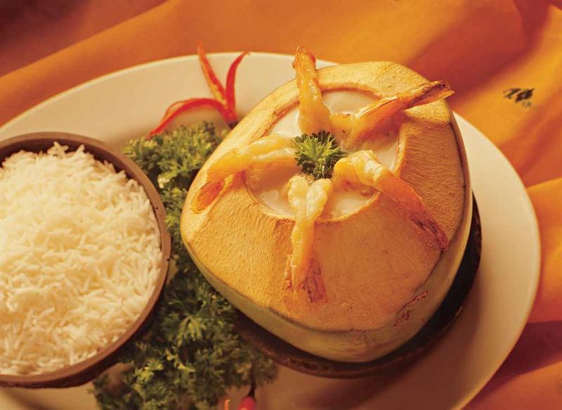 Restaurants in kolkata that serve the best bengali cuisine daab chingri forumfinder Images
