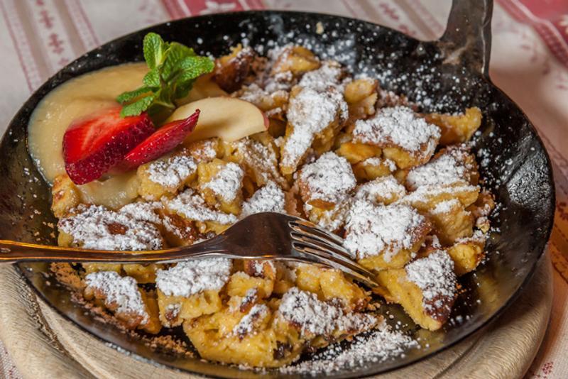 Австрийский десерт кайзершмаррн