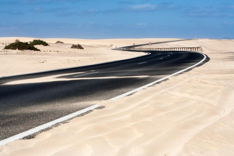 carretera espanola