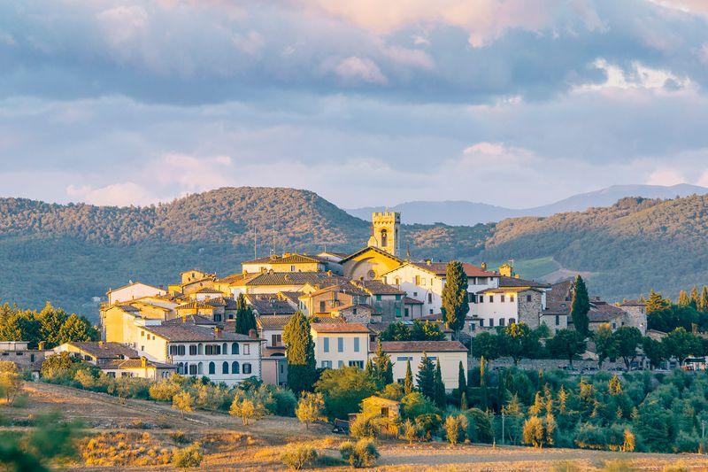 I 20 paesi più belli d'Italia del 2017: Radda in Chianti