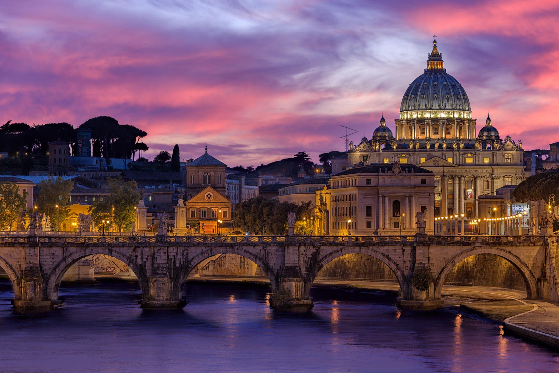 Günstige Flüge von Berlin nach Rom