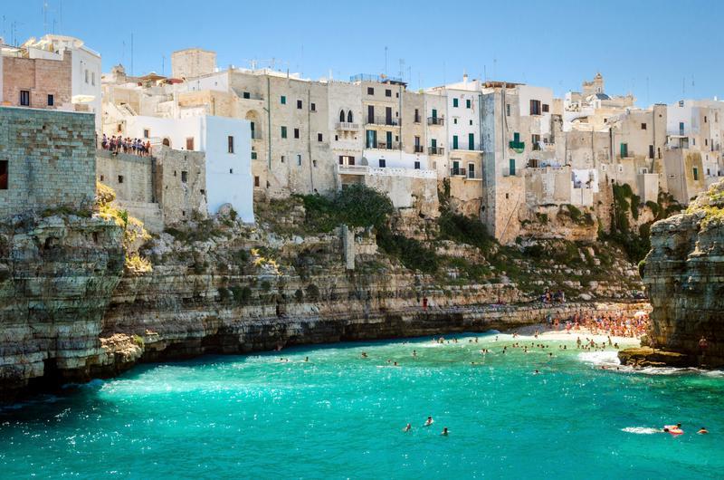 Italia, Polignano a Mare