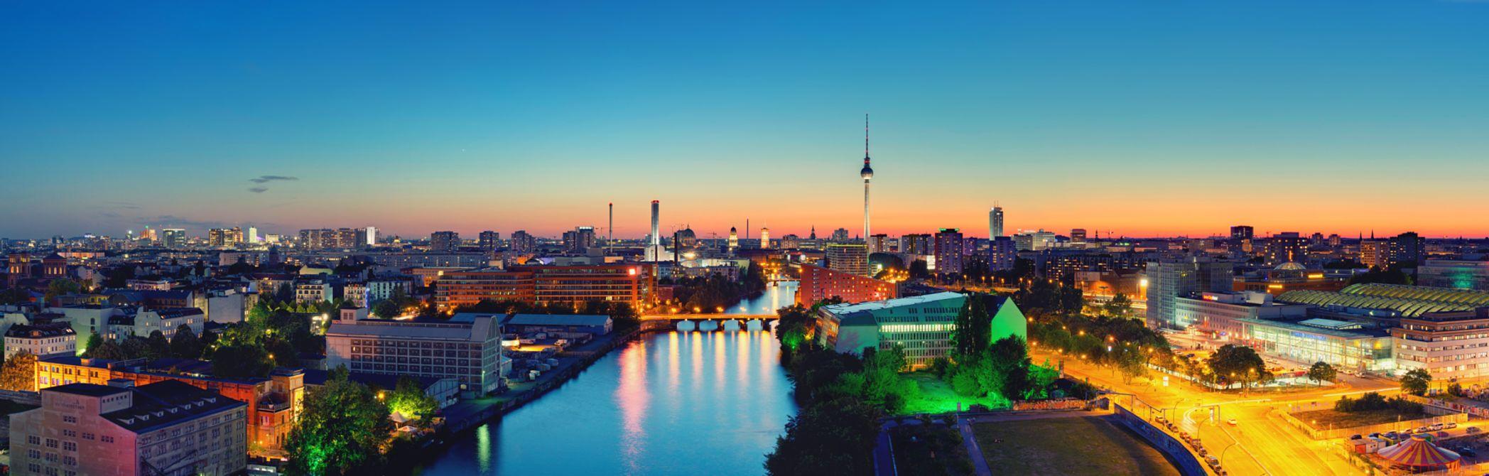 Günstige Flüge von München nach Berlin