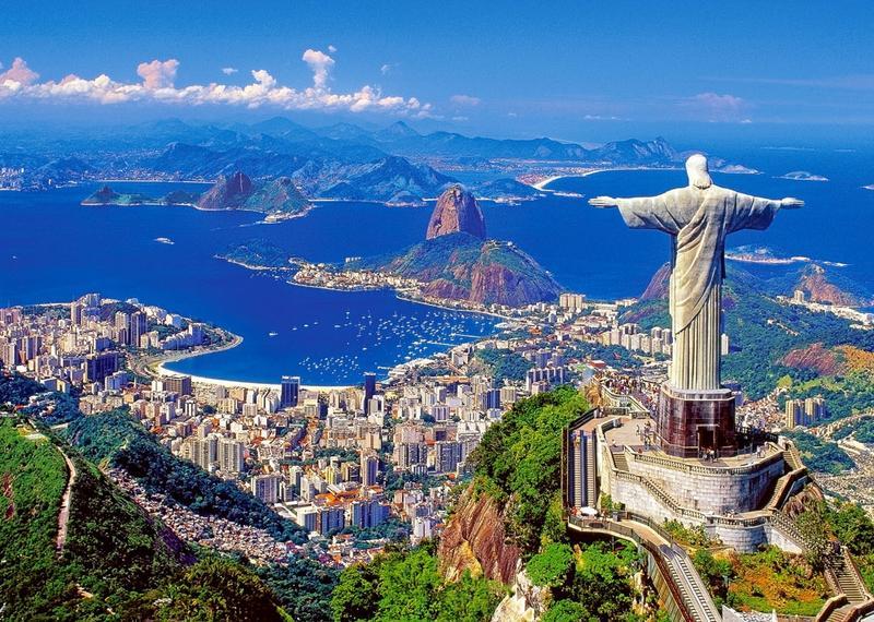Toàn cảnh Rio de Janiero