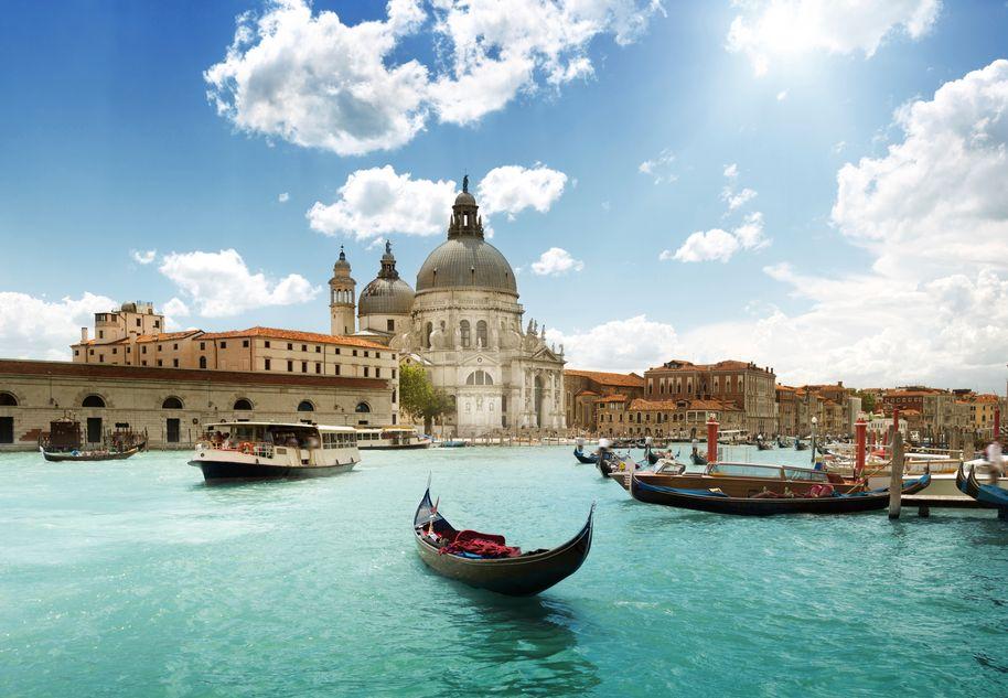 Günstige Flüge nach Venedig