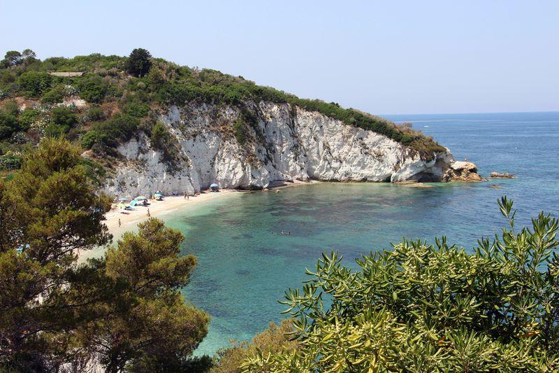 Spiagge italiane 2017: Spiaggia della Padulella