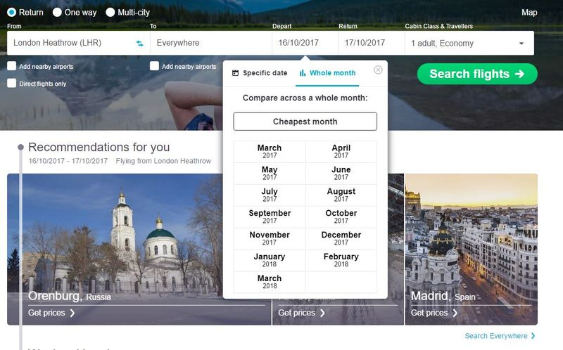 How to find flash sale flights before they're gone