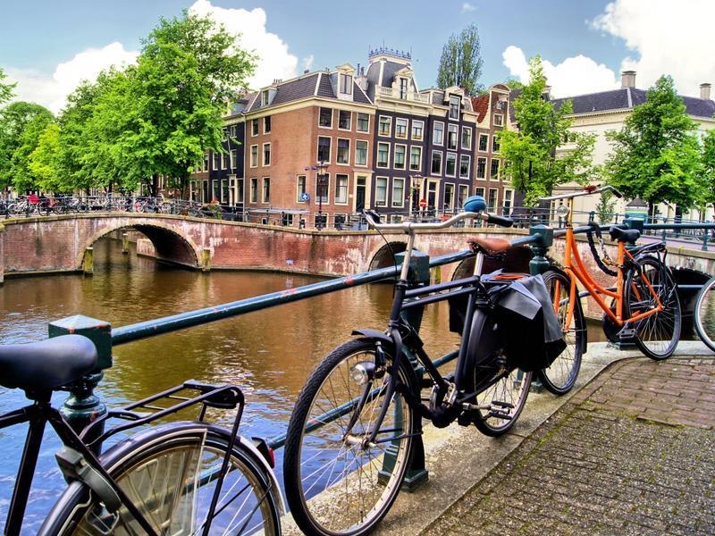 Άμστερνταμ ποδήλατα