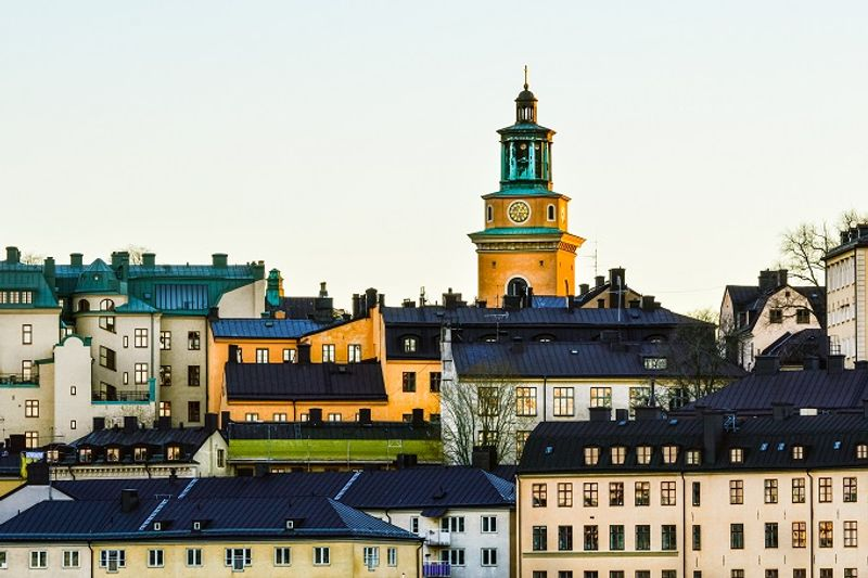 Stockholm Estocolmo