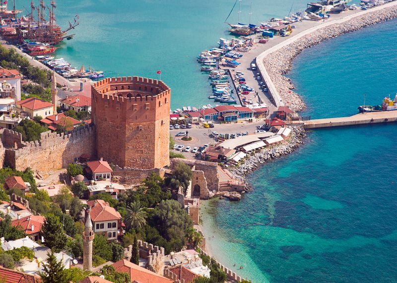 Alanya Kalesi, Antalya