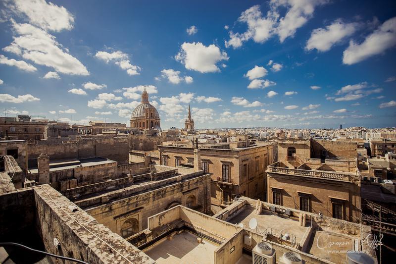 18 città europee da vedere nel 2018: La Valletta