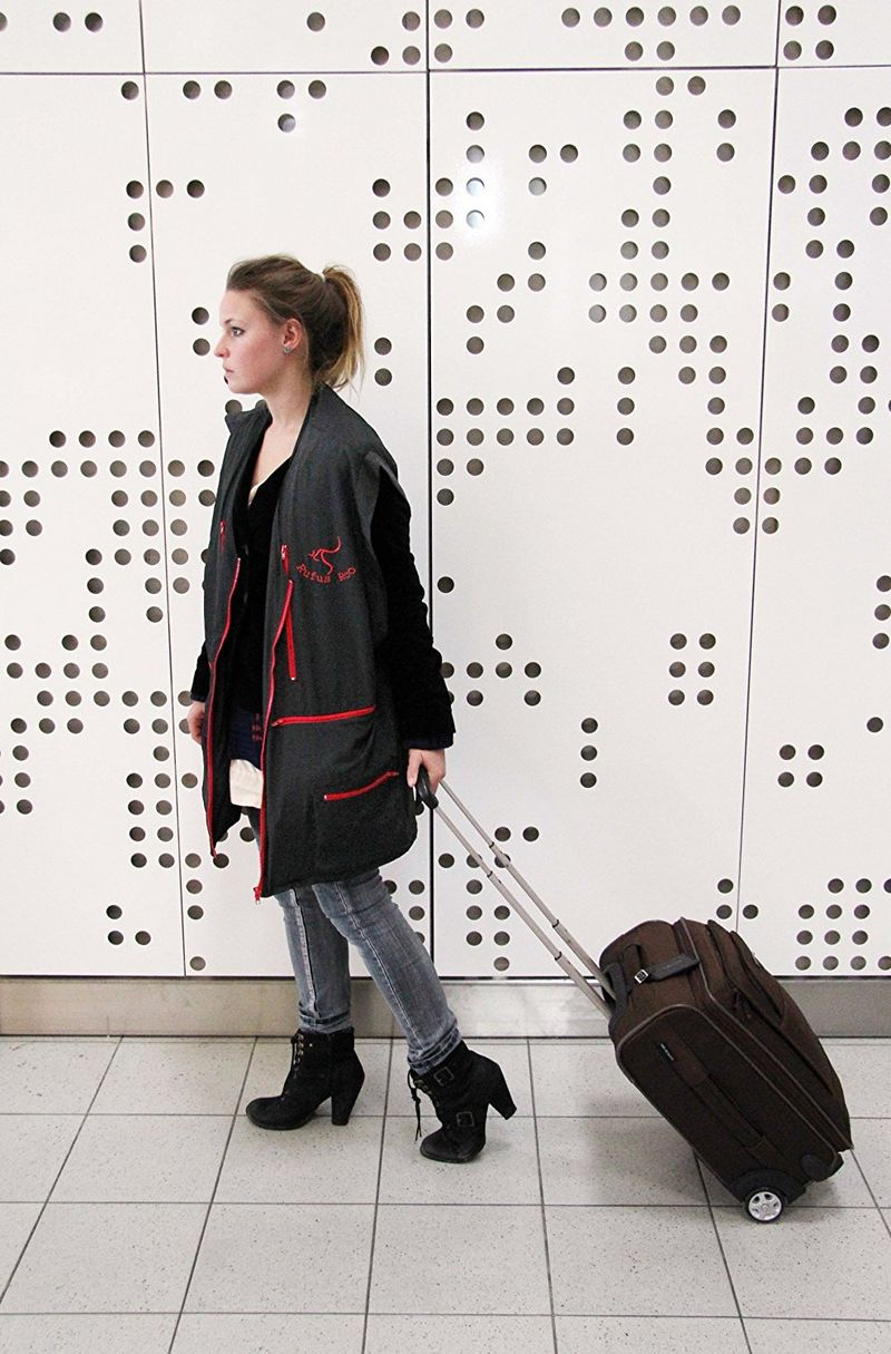 Beat airline baggage charges: the best in wearable luggage reviewed
