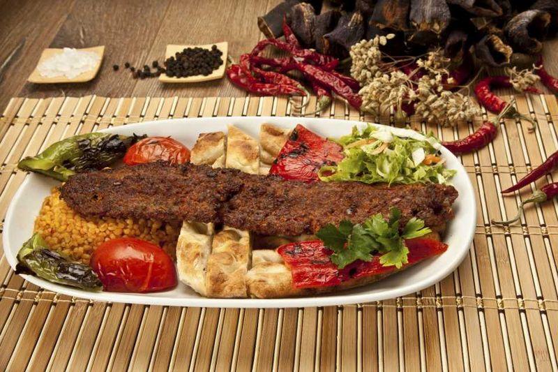 Турецкий кебаб