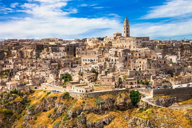 Posti da visitare in Italia: I Sassi di Matera