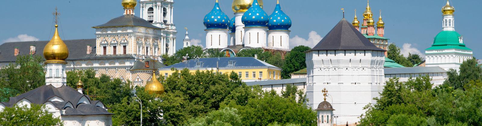 Лучшие достопримечательности Золотого кольца России