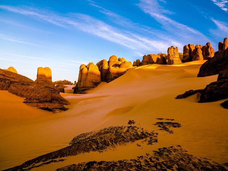 Deserto del sahara viaggio in egitto marocco e tunisia for Colore vento di sabbia deserto