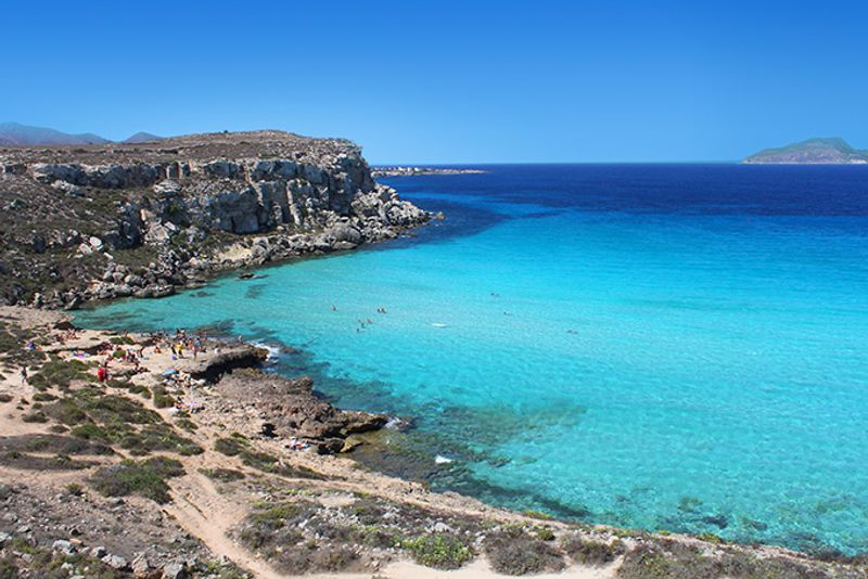 10 самых красивых пляжей Италии
