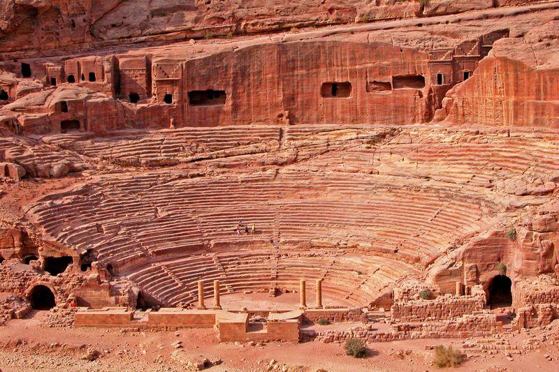 Roman Theatre in Petra