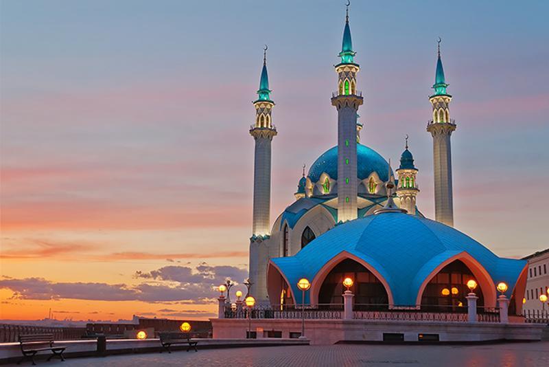 Мечеть Кул Шариф в Казанском кремле