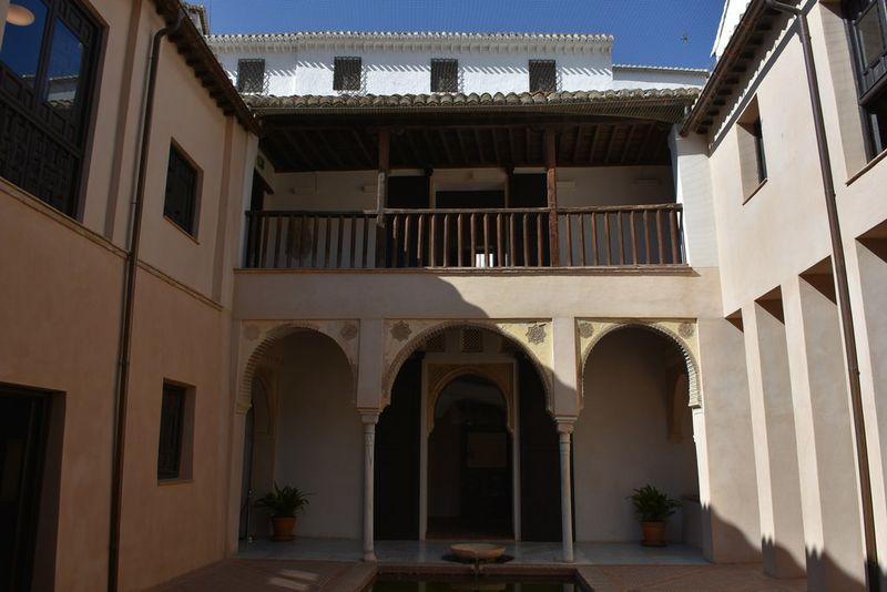 Qué ver en Granada: Casa de Zafra