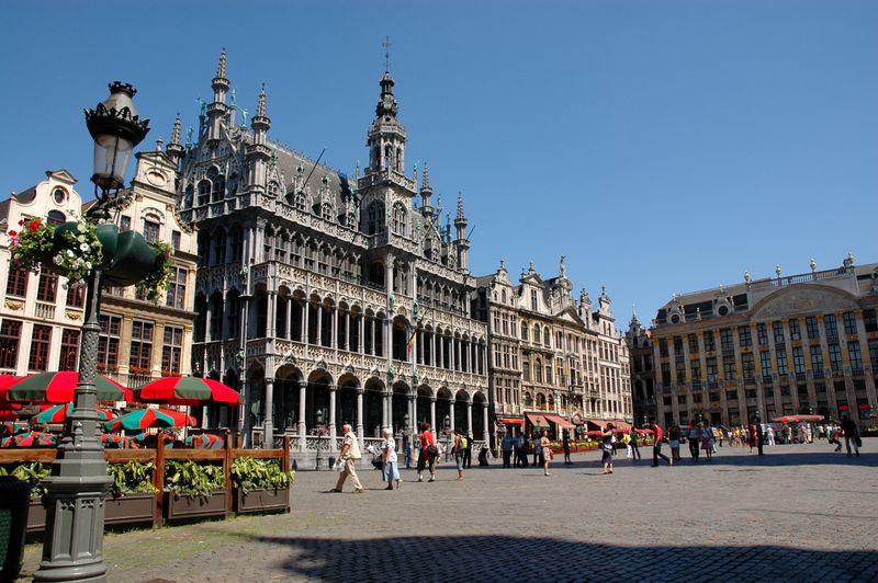 Ciudades más bonitas que visitar en Europa: Bruselas