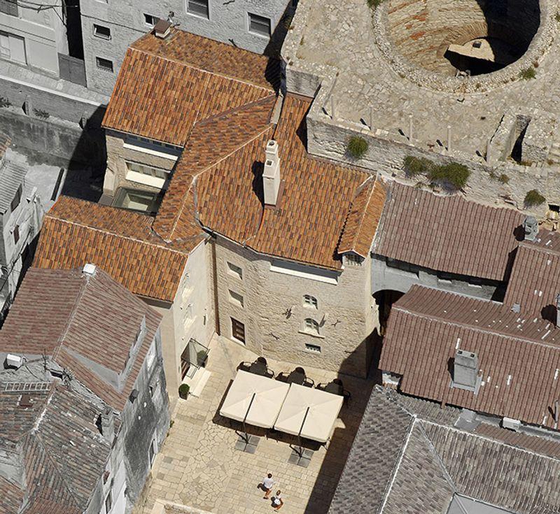 Hotel Vestibule Palace Split