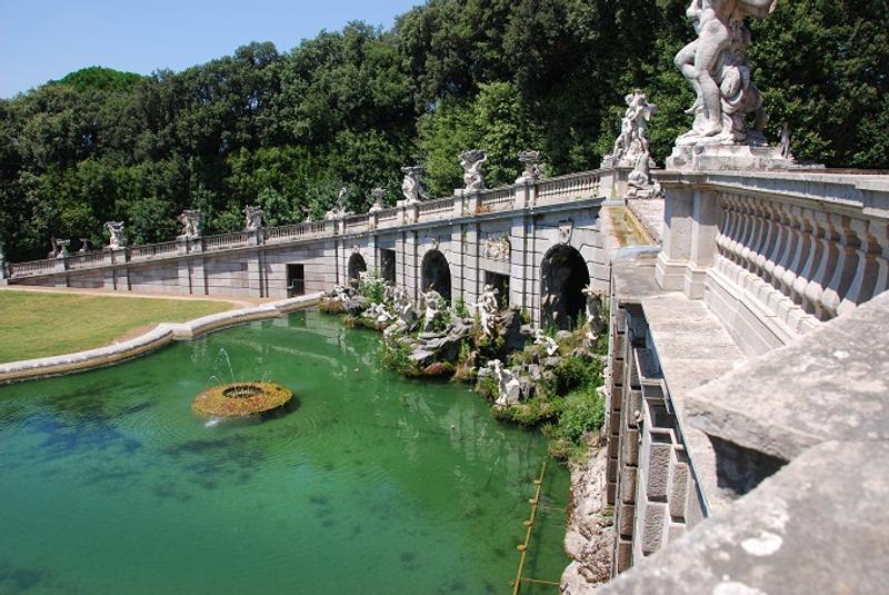 Posti da visitare in Italia: Reggia di Caserta