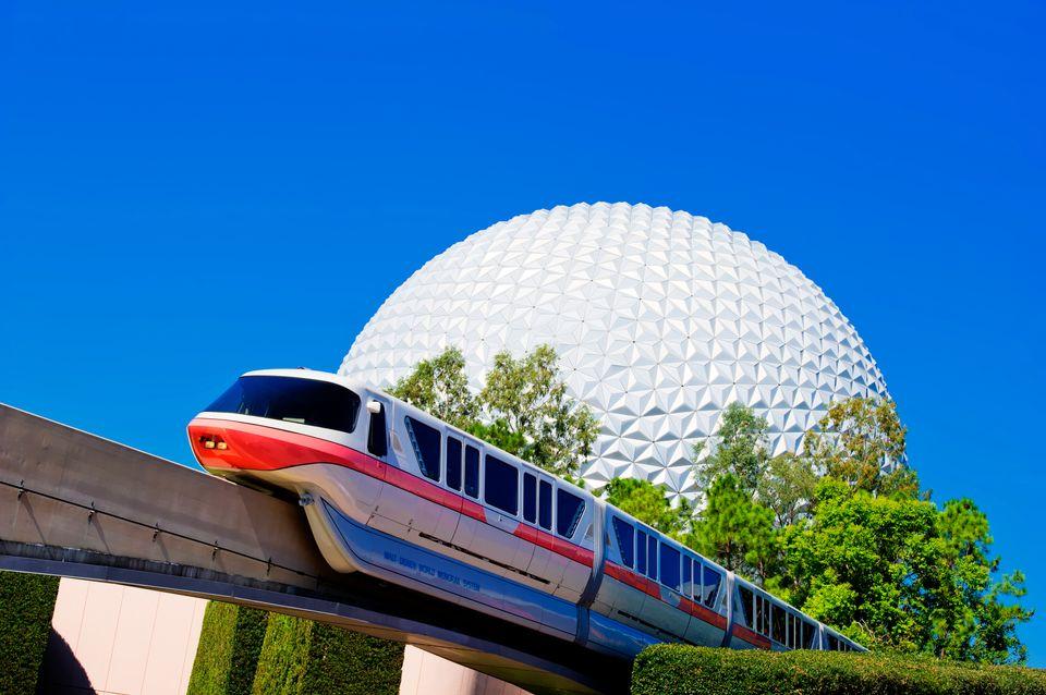 Epcot Walt Disney World Orlando Florida