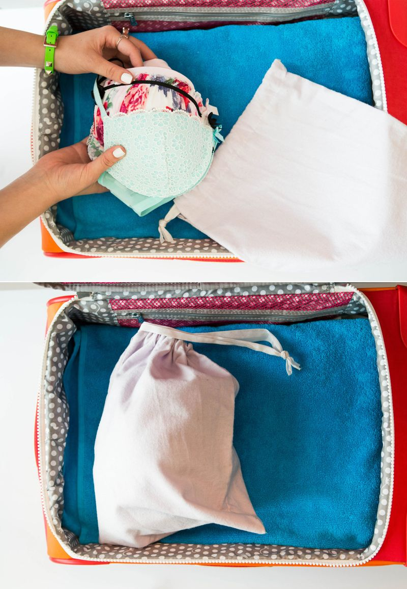 Little bag storage