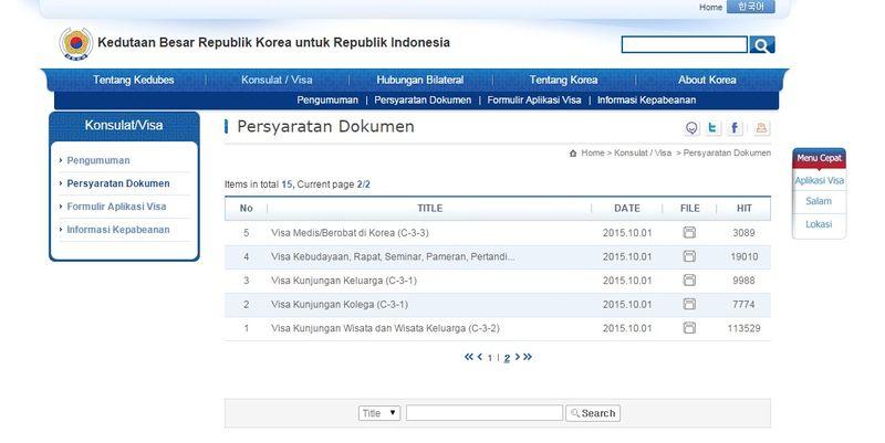 Pilih visa kunjungan wisata dan wisata keluarga (C-3-2) untuk visa berlibur