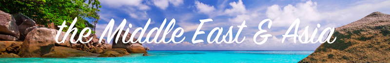 Hotel deals in the Middle East and Asia