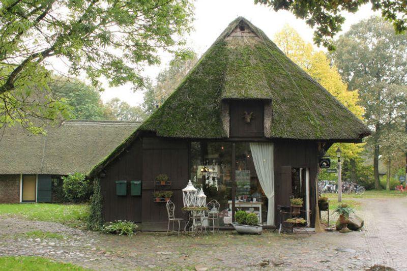 Orvelte dorp Drenthe