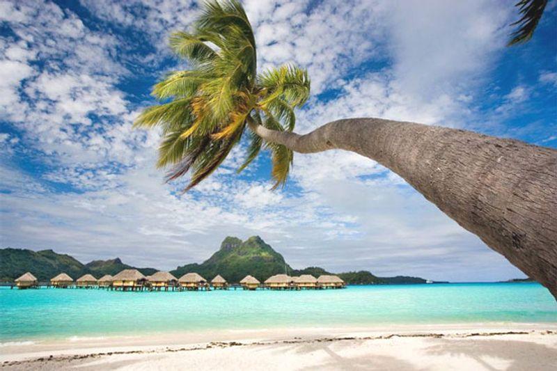 โบรา โบรา ประเทศเฟรนซ์ โพลินีเซีย (Bora Bora, French Polynesia)