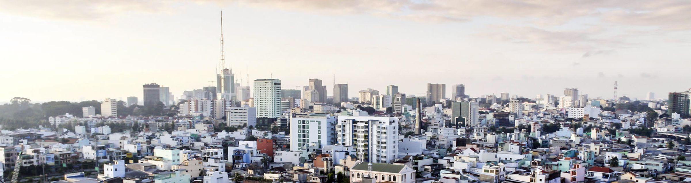 Ciudad Ho Chi Minh