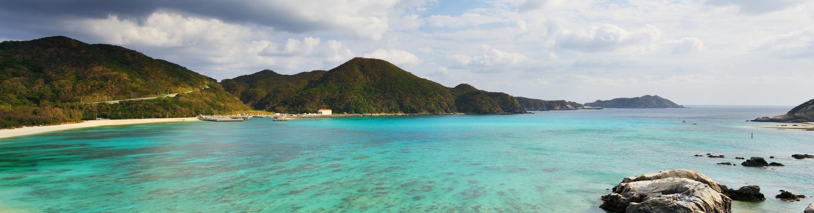 일본의 유니크한 섬 Best 4