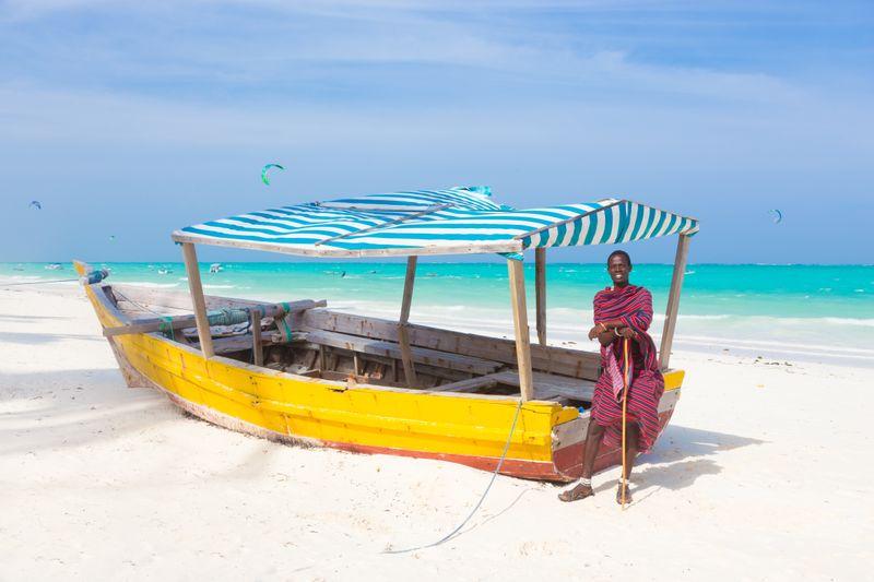 Encontre voos para Zanzibar, clicando na foto!
