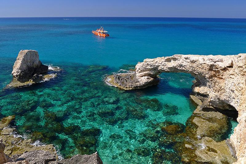 Побережье Протараса, Кипр