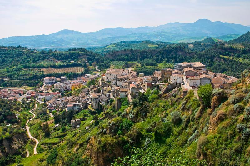 Italia, Città di Tursi