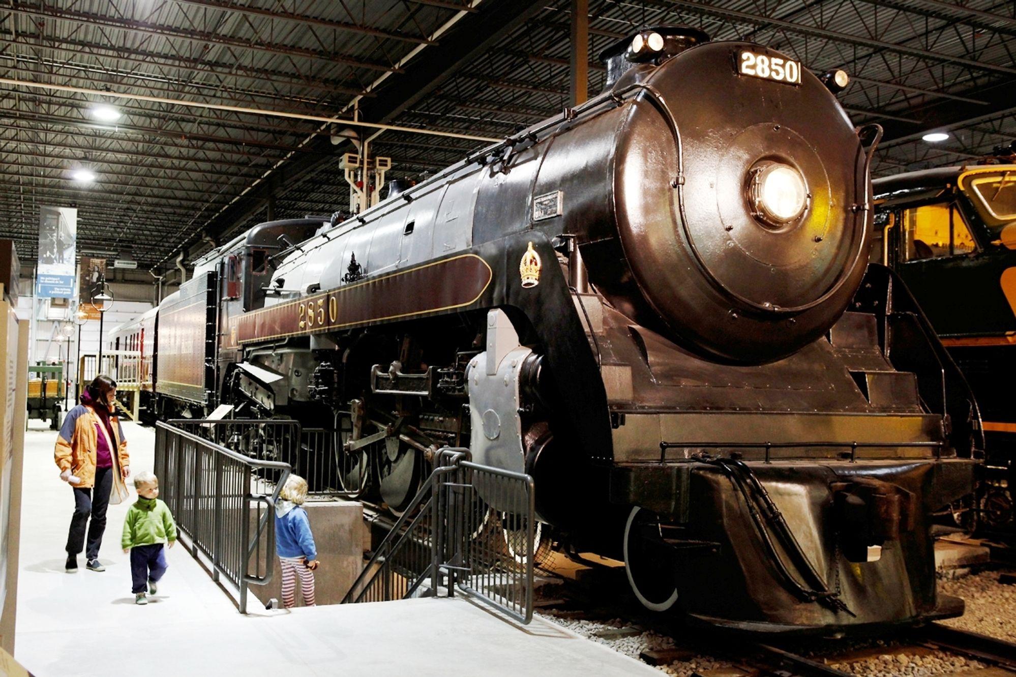 1961 yılında kurulan müze kent tarihi ve tren meraklılarını bir araya getiriyor.