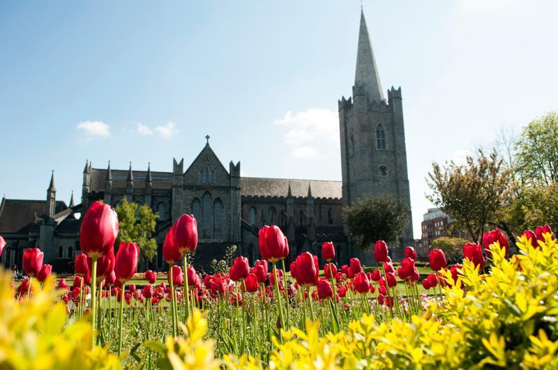 Dublín, destino ideal para vacaciones en agosto