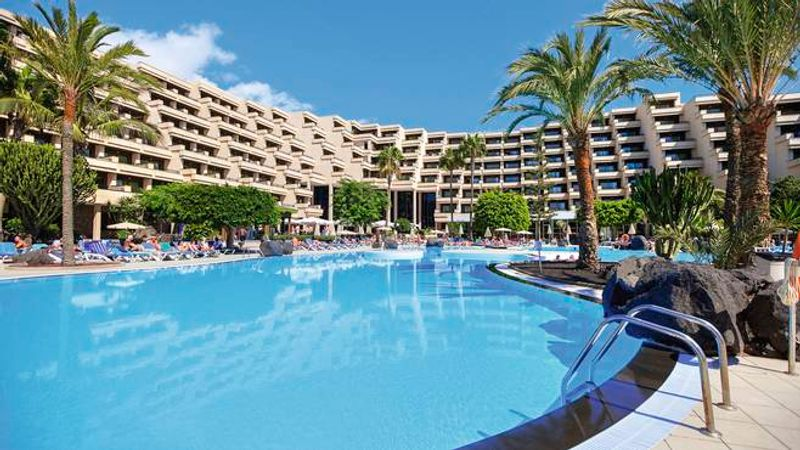 The Occidental Lanzarote is one of the Canary Islands' best hotels